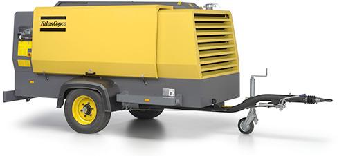 XAS 146 kompressor