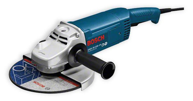 Vinkelkutter 9″ Bosch Professional