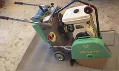 Asfalt-/betongkutter Mikasa 350mm