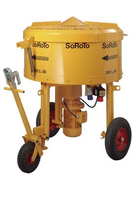 Tvangsblander SoRoTo 300L