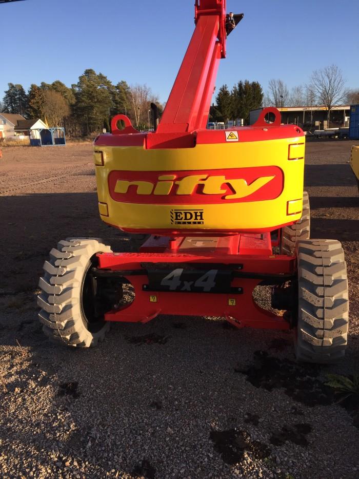 Nifty hr 17 Hybrid