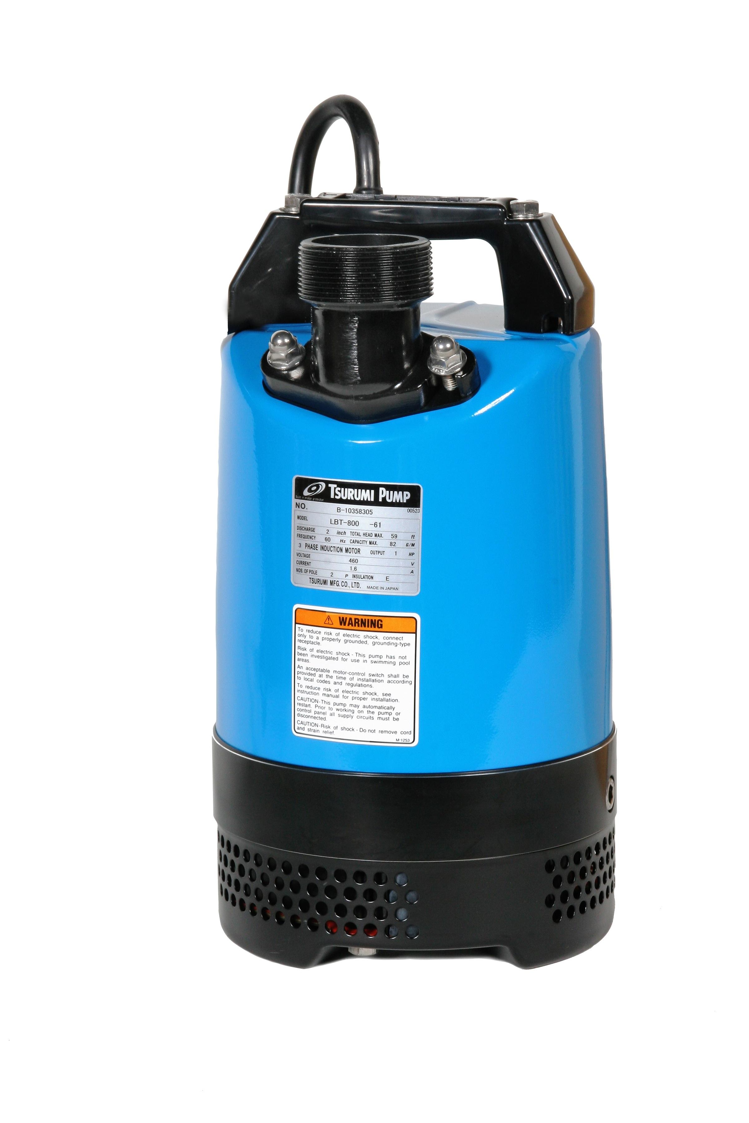 Tsurumi lb 800 pumpe