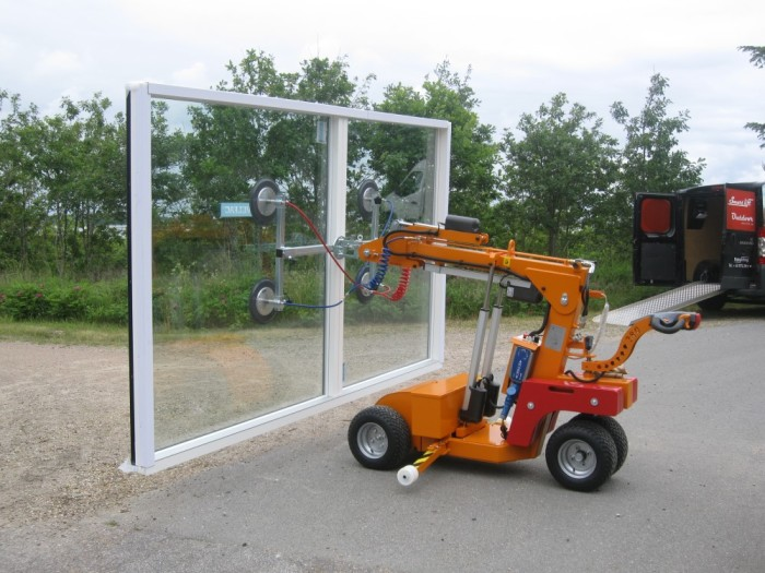 Smartlift 380 outdoor highlift