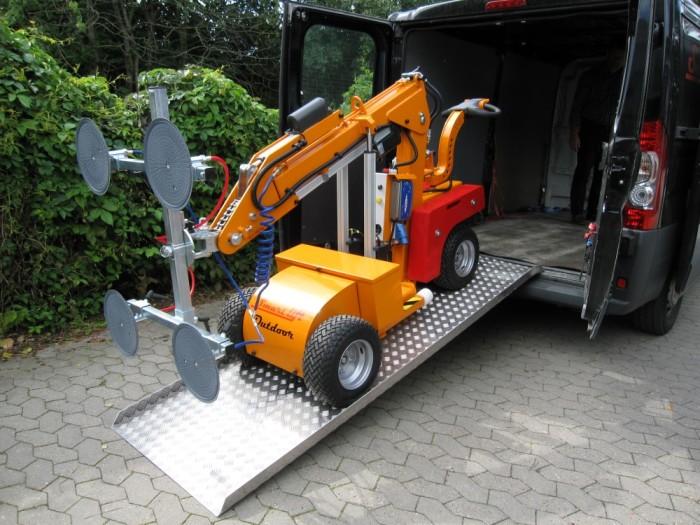 Smartlift Outdoor transport